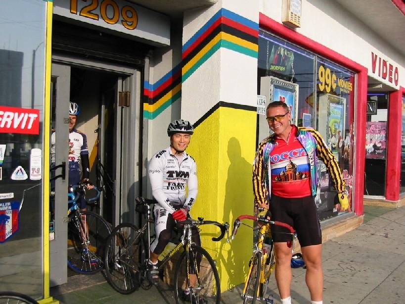 Kings Bicycles Ride