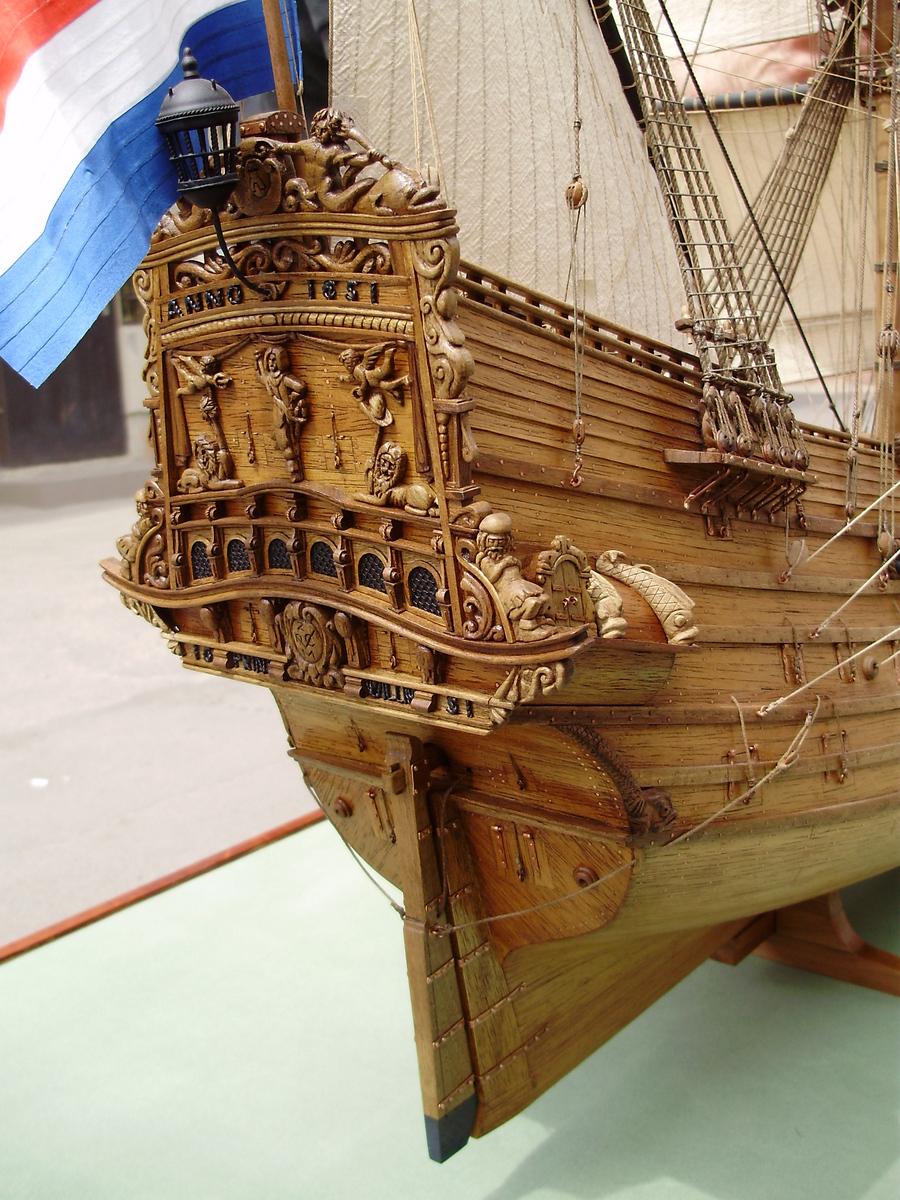 Парусные модели кораблей